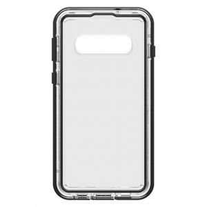 Lifeproof NEXT Series Case for Samsung Galaxy S10 - Black Crystal