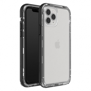 LifeProof NEXT Case for iPhone 11 Pro - Black Crystal (Clear/Black)