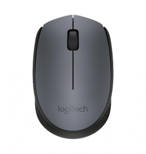 Logitech M171 Wireless Mouse - Black