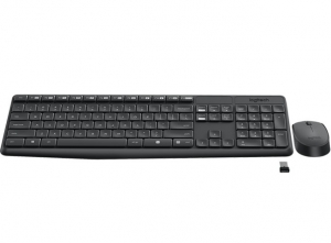 Logitech MK235 Wireless Keyboard and Mouse Combo Kit