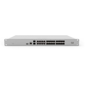 Cisco Meraki MX250 Large Branch Cloud Managed Wired Firewall Security Appliance
