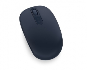 Microsoft 1850 Wireless Optical Mouse - Wool Blue