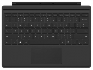 Microsoft Surface Pro Type Keyboard Cover (Black)