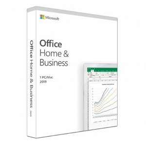Microsoft Office 2019 Home & Business for PC & Mac - Retail Pack