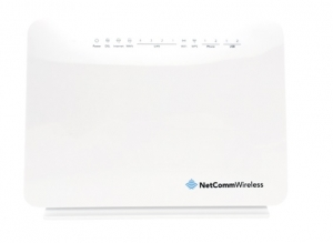 Netcomm NF10WV N300 VDSL2/ADSL2+ Modem Router with VoIP
