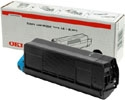 Oki 43872312 Black Toner Cartridge