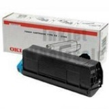 Oki 44059136 Black Toner Cartridge