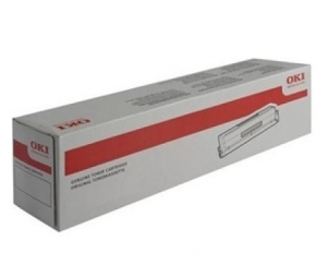 Oki 46443108 Black Toner Cartridge