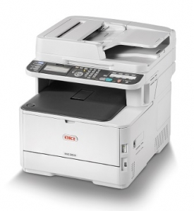 Oki MC363DN 26ppm Duplex Network Colour Laser Multifunction Printer + 3 Year Warranty Extension Offer!