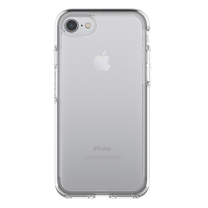 OtterBox Symmetry Case for iPhone 7 & iPhone 8 - Clear Crystal