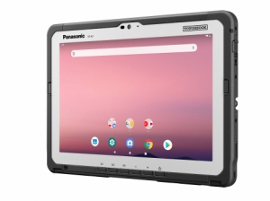 Panasonic Toughbook FZ-A3 10.1 Inch Qualcomm SDM660 4GB RAM 64GB eMMC Touchscreen Tablet with Android 9.0