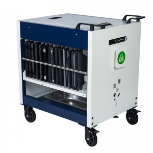 PC Locs Revolution 32 Cart Charging Trolley - 32 Laptop Devices