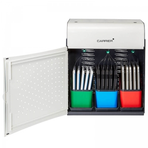 PC Locs Carrier 15 Charging Station - 15 Bay Charging & Storage Station