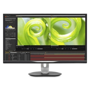 Philips P-Line 31.5 Inch 4k 3840 x 2160 4ms 300nit Monitor with Speakers - VGA DVI DisplayPort HDMI