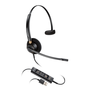 Poly EncorePro HW515 Wired Mono USB Noise Cancelling Headset