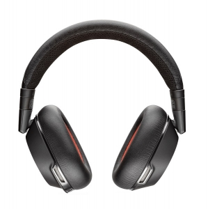 Poly Voyager 8200 UC Wireless Stereo Bluetooth Noise Cancelling Headset - Black