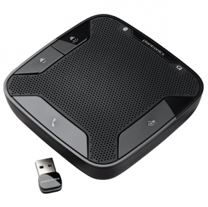 Plantronics Calisto 620 UC Wireless Bluetooth Portable Desktop Speakerphone