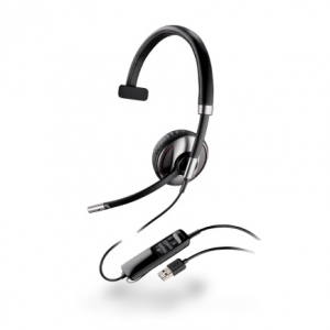 Poly Blackwire C710 UC Dual Connectivity Mono USB Bluetooth Headset
