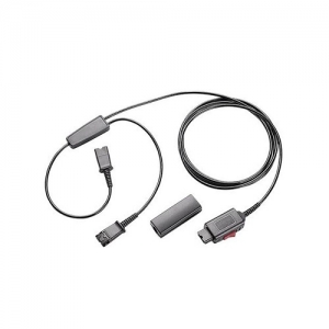 Poly Y-Adapter Quick-Disconnect Trainer Kit with Mute Capability