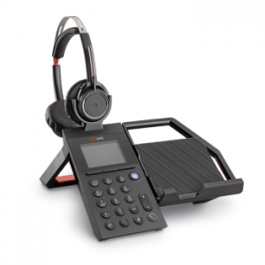 Poly Elara 60 WS Mobile Phone Collaboration Station for Voyager Focus - Headset Included