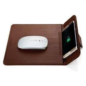 Promate AURAPAD-2 Mouse Pad with Wireless Charging Pad