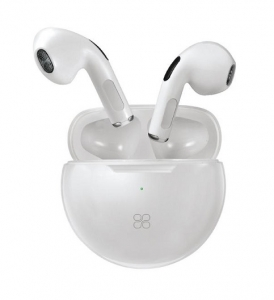 Promate Charisma-2 In-Ear High Fidelity Earbuds - White
