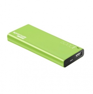Promate ENERGI-6 6000mAh Slim Battery Powerbank - Green