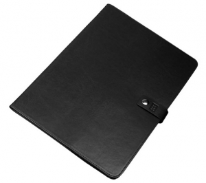Promate MacBook Air 13Inch Lightweight PU Leather Protective Folding Case