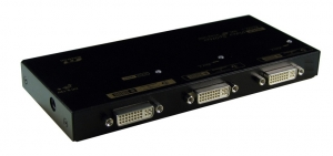 Rextron 1 to 2 Port DVI /HDMI Splitter