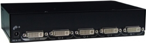 Rextron 1 to 4 Port DVI /HDMI Splitter