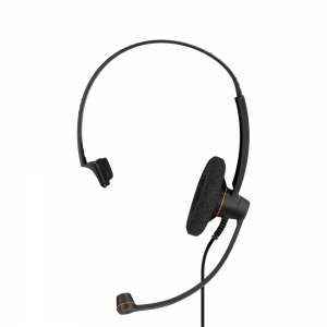 Sennheiser Culture SC 30 MS USB Overhead Wired Mono Headset - Optimised for Microsoft Business Applications