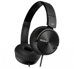 Sony MDR-ZX110NC Overhead Noise Cancelling Headphones