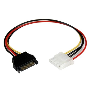 StarTech 12 Inch SATA to LP4 Power Cable Adapter + Be in the draw to WIN 1 of 2 $500 Prezzy Cards