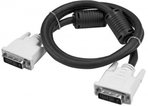 StarTech 1m DVI-D Dual Link Male to Male Cable + Prezzy Card Draw Offer
