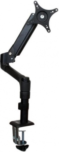 StarTech Full Motion Articulating Single Monitor Desk Mount Bracket for 12-34 Inch Flat Panel TVs or Monitors - Up to 3.6kg + Prezzy Card Draw Offer