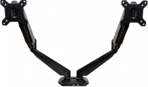 StarTech Articulating Dual Monitor Desk Mount Bracket for up to 30 Inch Monitors - Up to 8kg per Display + Prezzy Card Draw Offer