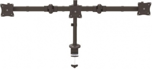 StarTech Articulating Triple Monitor Arm Desk Mount for 13-24 Inch Flat Panel TVs or Monitors - Up to 8kg per Display + Prezzy Card Draw Offer