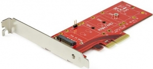 StarTech PCI Express x4 to M.2 Solid State Drive Adapter