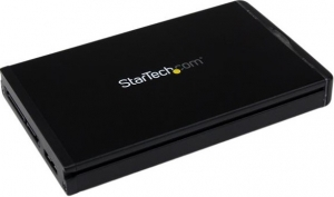 StarTech USB-C Hard Drive Enclosure for 2.5 Inch SATA SSD / HDD + Prezzy Card Draw Offer
