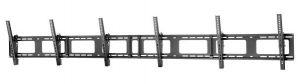 StarTech Triple-Display Tilt Wall Mount Bracket for 40-50 Inch Flat Panel TVs or Monitors - Up to 50kg + Prezzy Card Draw Offer