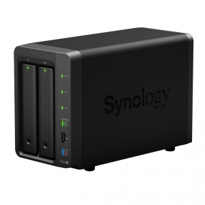 Synology DS214+ 2-Bay Diskless NAS