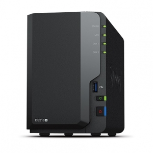 Synology DiskStation DS218+ 2 Bay Diskless NAS