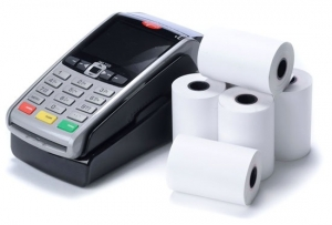 Generic 57mm X 47mm EFTPOS Thermal Paper - Box of 50 Rolls