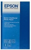 Epson S045051 Traditional Fine Art A3+ 330gsm Photo Paper - 25 sheets