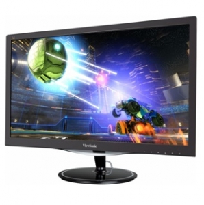 Viewsonic VX2457-MHD 23.6 Inch LED 1920 x 1080 1ms Monitor - DisplayPort HDMI VGA