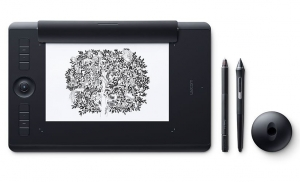 Wacom Intuos Pro Medium Tablet Paper Edition with Pro Pen 2