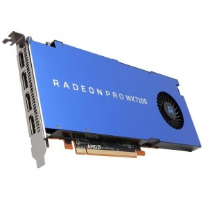 AMD Radeon Pro WX-7100 8GB GDDR5 Video Card - 4 x DisplayPort