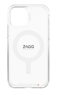 Zagg Gear4 Piccadilly Case for iPhone 12 Pro - Clear