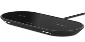 Mophie Dual Wireless Charging Pad - Black