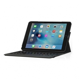 Zagg Rugged Messenger Detachable Folio Keyboard Cover Case for iPad 9.7 Inch